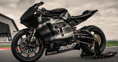 Ο νέος κινητήρας Triumph 765 κ.εκ. σπάει τα ρεκόρ στην Moto2.