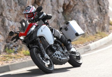 """H Ducati εντυπωσιάζει στην έκθεση τεχνολογίας """"CES 2019"""" στο Las Vegas."""