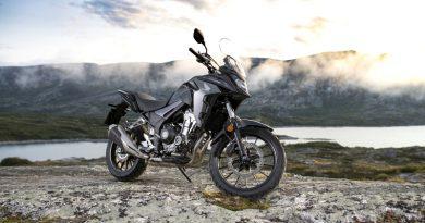 Αναβαθμισμένη Honda CB500X MY19. (Video)