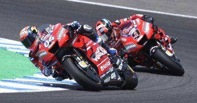 A. Dovizioso και D. Petrucci μια ανάσα από το βάθρο στη Jerez.