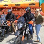 KTM Orange Days: Στην Κατερίνη με παρέα 50 μοτοσικλετιστές.