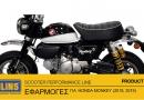 Νέα προϊόντα Ohlins για Honda MSZ125 Monkey.