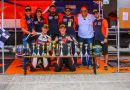 KTM Skourtas Racing Center: Νίκες και θέσεις στον διπλό αγώνα των Σερρών.