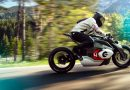 BMW Motorrad Vision DC Roadster. (Video)