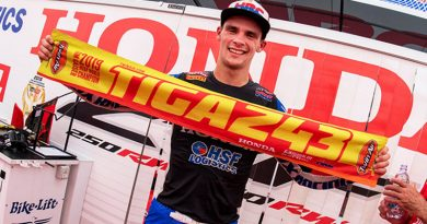 Ο Tim Gajser κερδίζει το Παγκόσμιο Πρωτάθλημα MXGP! (Video)