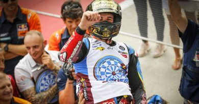 Triumph, Moto2 και Alex Marquez. (Video)