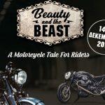 Beauty & the Beast – Η Ωραία και το Τέρας στο λιμάνι του Πειραιά.