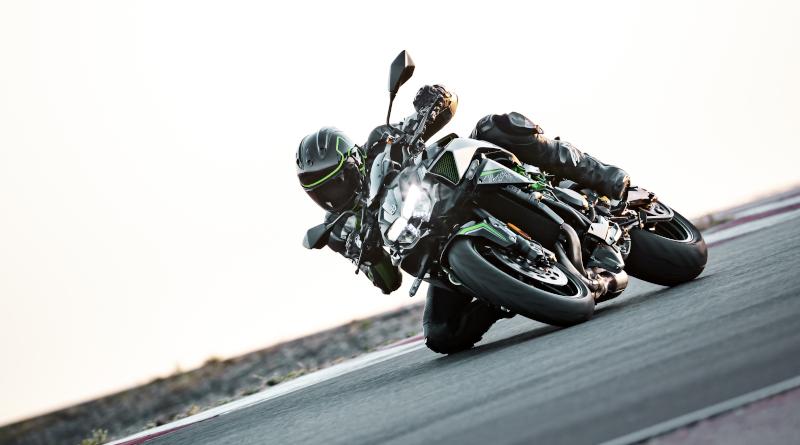 Η νέα Kawasaki Ζ Η2 σηματοδοτεί μια νέα εποχή στην κατηγορία Hypernaked.