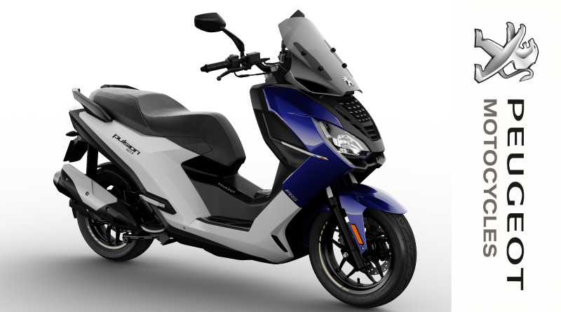 Peugeot Pulsion 125: Tο πρώτο αστικό GT scooter από την Peugeot Motocycles.