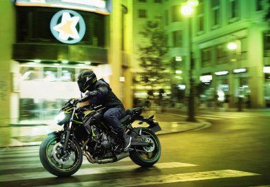 Για το 2020, η Kawasaki Ζ650 έρχεται πλήρως εξοπλισμένη με νέα χαρακτηριστικά.