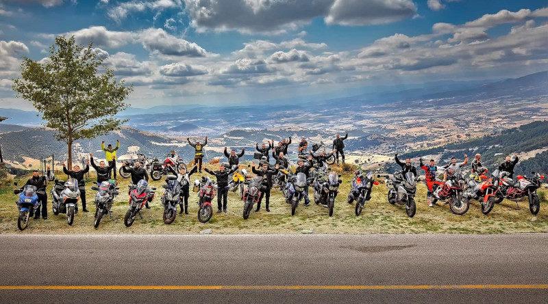 2o Greek Adventure Ride από τους Greekadvriders.