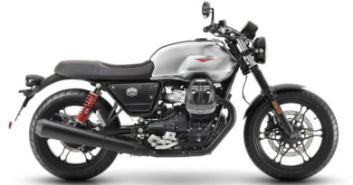 Νέα Moto Guzzi V7 III Stone S.
