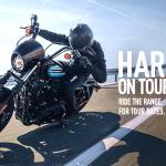 Harley On Tour 2020.