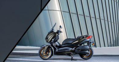 Νέες εκδόσεις Yamaha ΧΜΑΧ Tech MAX 300 κ.εκ και 400 κ.εκ..