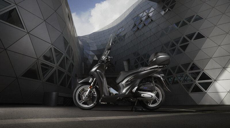 Με τρεις εκδόσεις έρχεται το νέο Honda SH150i.