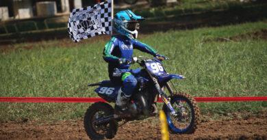 Καρό σημαίες για τη Yamaha στον 3ο αγώνα του Π.Π.Motocross.