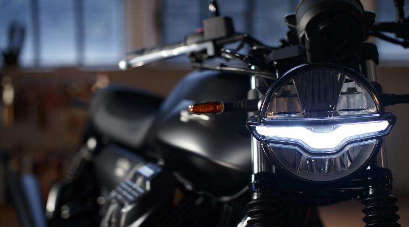 Νέα Moto Guzzi V7.
