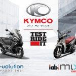 Τρεις σημαντικές βραβεύσεις για την Kymco.
