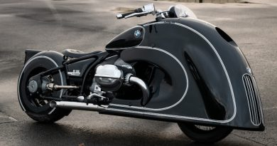 "BMW R18 ""Spirit of Passion"" από την Kingston Custom."