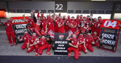 Η Ducati στο MotoGP για τα επόμενα πέντε χρόνια.