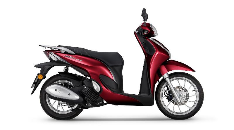 Νέο Honda SH Mode 125.