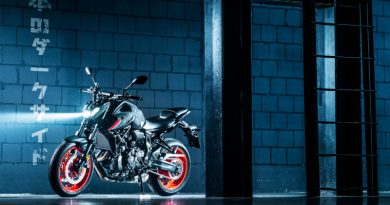 Η νέα Yamaha ΜΤ-07 έφτασε στην Ελλάδα.