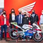 Ο Όμιλος Επιχειρήσεων Σαρακάκη και η Honda Moto υποστηρίζουν τον Σπύρο Μάριο Φουρθιώτη.