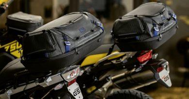 Νέα συστήματα αποσκευών Black Collection από την BMW Motorrad.(+Video)