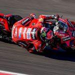 Νέο βάθρο για τη Ducatiστο MotoGP, αυτή τη φορά στην Πορτογαλία.