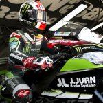 Διετής ανανέωση συνεργασίας της Kawasaki Racing Team με την J.Juan.