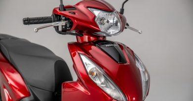 Νέο Honda Vision 110 MY21.