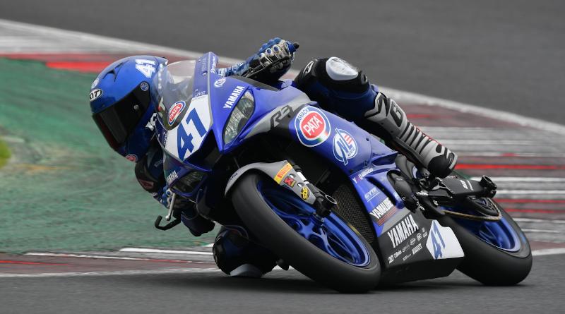 Χορηγία της Yamaha προς τον αθλητή ταχύτητας Γιάννη Περιστερά.